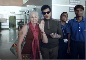 Bollywood star & Me